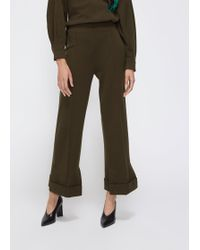 Toga - Ponch Jersey Pant - Lyst