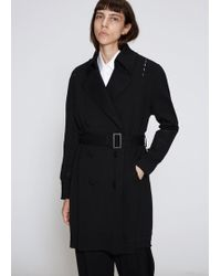 Issey Miyake - Le Pain Coat - Lyst