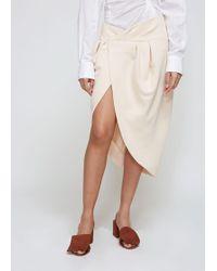 Jacquemus - Pinhao Skirt - Lyst