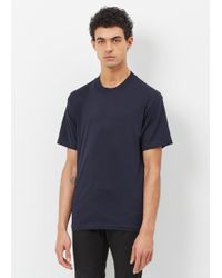 Acne Studios - Dark Navy Naples - Lyst
