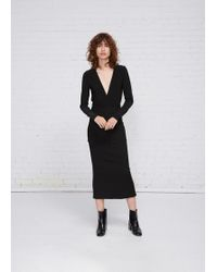 Ellery - Tall T Overly Rib Skirt - Lyst