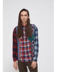 Needles - 7 Cuts Flannel Shirt - Lyst