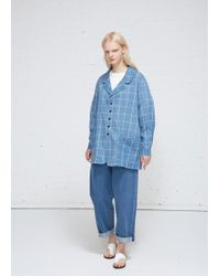 69 - Shirt Blazer - Lyst