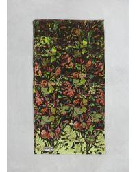 Anntian - Print F Silk Scarf Print F - Lyst
