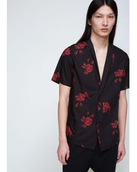 BED j.w. FORD - Rose Summer Shirt - Lyst