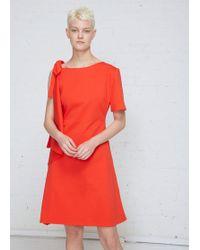 Xiao Li - Asymmetric Tie Dress - Lyst