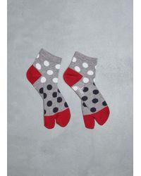 Y's Yohji Yamamoto - Tabi Socks - Lyst