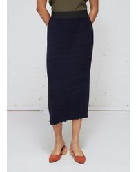 Nomia - Pleated Skirt - Lyst