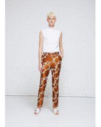 Ms Min - Pencil Trousers - Lyst