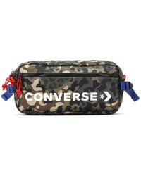 Converse - Animal Camo Fast Pack Sling Bag - Lyst