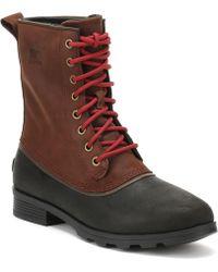Sorel - Womens Redwood Emelie 1964 Boots - Lyst