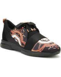 14d7f7dbfb8aa Ted Baker - Womens Black Versailles Cepap Trainers Women s Shoes (trainers)  In Black -