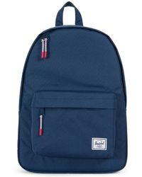 Herschel Supply Co. - Supply Co Settlement Backpack Navy - Lyst