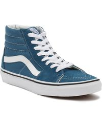 78a47a827e Lyst - Vans Sk8-hi Platform 2 Scooter  True White for Men