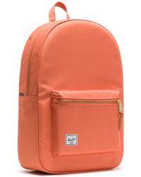 Herschel Supply Co. Settlement Apricot Brandy Backpack
