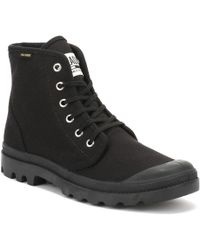 Palladium - Black Pampa Originale Hi Boots - Lyst