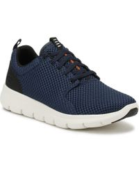 Skechers - Mens Navy Marauder Trainers - Lyst