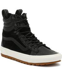 Vans - Sk8-hi Mte Dx Black Boots - Lyst