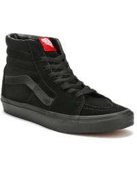 f8a469d547 Vans - Sk8 Hi Men s Shoes (high-top Trainers) In Black - Lyst