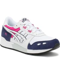 Asics - Gel-lyte Men's Shoes (trainers) In White - Lyst