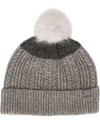 Joules - Bobble Hat - Lyst