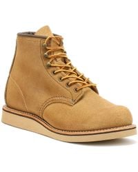 Red Wing - Rover Beige Hawthorne Mens Boots - Lyst