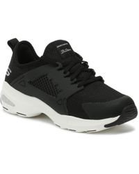 Skechers - Womens Black D'lites Ultra - At The Top Trainers - Lyst