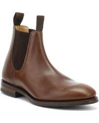 Loake Chatsworth Mens Brown Boots