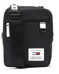 ff6f3bfc11 Tommy Hilfiger - Tommy Jeans Urban Tech Reporter Shoulder Bag - Lyst