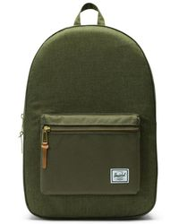 Herschel Supply Co. - Settlement Olive Night Backpack - Lyst