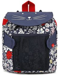 Joules - French Navy Cat Buddie Bag - Lyst