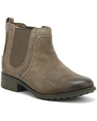 UGG - Ugg Bonham Ii Womens Dove Boots - Lyst