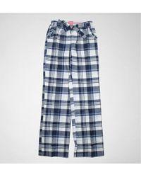 Bedroom Athletics - Bedroom Athletics Ella Woven Pj Trousers Pyjamas - Lyst