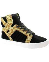 Supra - Wmns Skytop Trainers - Lyst