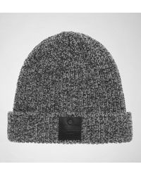 uk availability 5ebe0 e0a36 Superdry - Surplus Goods Downtown Beanie Hats - Lyst