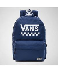 Vans - Sporty Realm Backpack Women's Backpack In Blue - Lyst
