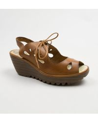 Fly London - Fly London Yend Sandals - Lyst