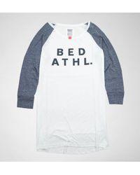 Bedroom Athletics - Bedroom Athletics Lillian L/s Raglan Tee Pyjamas - Lyst