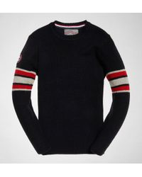 Superdry - Slalom Crew Jumpers & Cardigans - Lyst