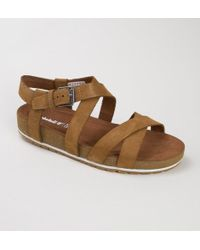Timberland - A1mqr Malibu Waves Ankle Sandals - Lyst