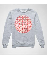Hype - Mens Crewneck Jh Sporting Jumpers & Cardigans - Lyst