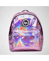 Hype - Holographic Backpack Bags - Lyst