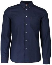 Paul Smith | Shirt Tail Ls | Lyst