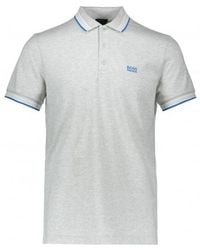 BOSS - Paddy Polo - Lyst