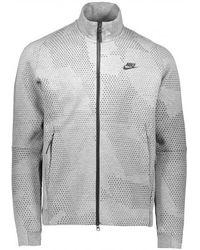 Nike - Tech Fleece Jacket - Lyst