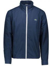Lacoste - Zip Jacket - Lyst