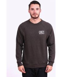 Obey - Happy Hour Crew - Lyst