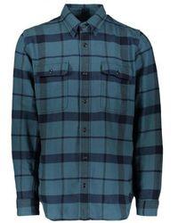 Filson - Vintage Flannel Work Shirt - Lyst
