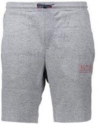 c2e17ed97 BOSS Mens Headlo Shorts Black in Black for Men - Lyst