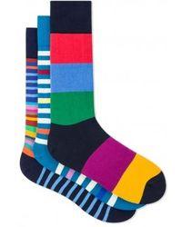 Paul Smith - 3 Pack Socks - Lyst